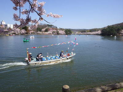 4月24日高松丸池中.JPG